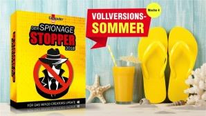 Vollversions-Sommer: Spionage-Stopper kostenlos ©ffphoto-Fotolia.com