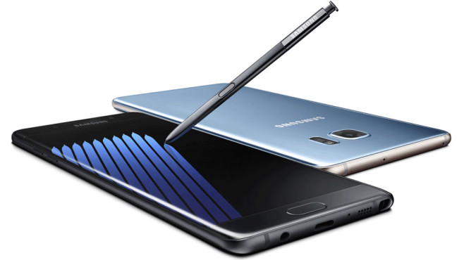 Samsung Galaxy Note 7: Handy © Samsung