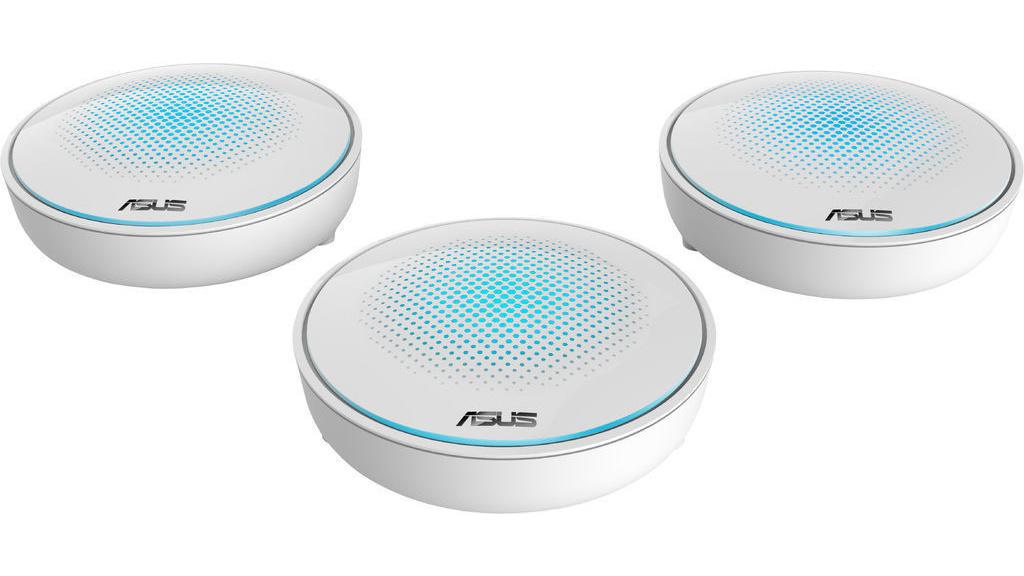 Asus Lyra Neue Mesh Router Fur Top Wlan Im Ganzen Haus Computer
