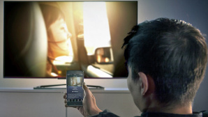Waipu.TV auf dem Fernseher ©Waipu.tv/Freenet