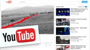 Youtube mit animierten Thumbs ©Youtube