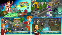Futurama – Worlds of Tomorrow © TinyCo