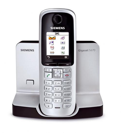 Siemens: Neue Festnetztelefone mit reichhaltiger ...