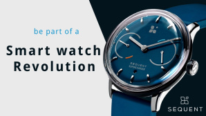Sequent: Smartwatch © Sequent / Kickstarter.com