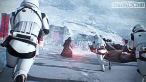 Star Wars – Battlefront 2: Beta © EA