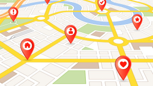 GPS Ortung Smartphones ©Fotolia/pingebat