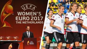 Fußball-EM der Frauen 2017 ©Dean Mouhtaropoulos/gettyimages, Christian Hofer/gettyimages
