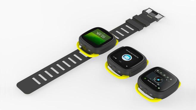 Smartwatch von Trekstor ©Trekstor