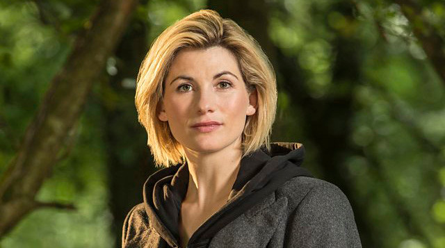 Doctor Who, Jodie Whittaker © Colin Hutton © BBC