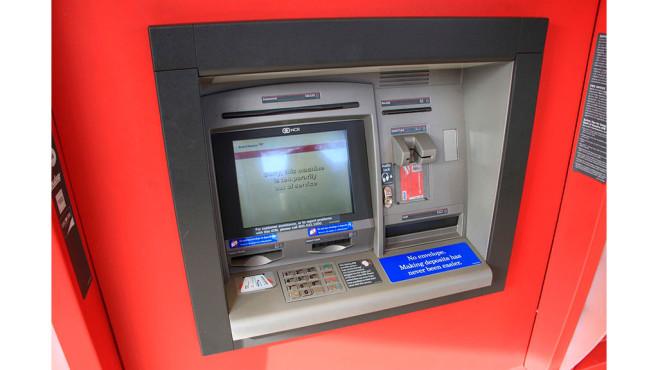 Geldautomat ©pixabay / peltierclam