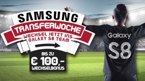 Samsung-Transferwoche bei Sparhandy ©Computer Bild