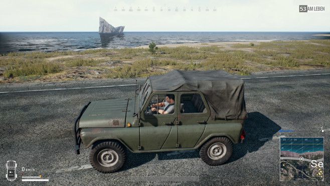 PUBG: Tuning © Bluehole Studio