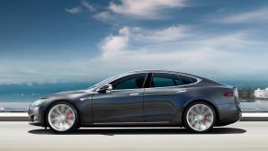 Tesla: Auto ©Tesla
