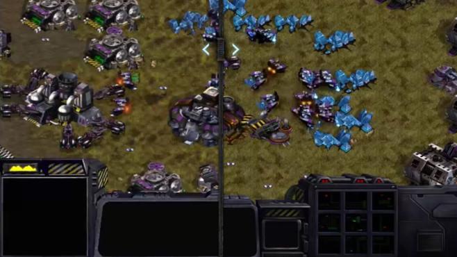 """30 Jahre VGA: Wie der PC zur Spielemaschine wurde Retro-Trend: Blizzard bringt Mitte August eine aufpolierte Version von """"Starcraft"""" in den Handel. ©Blizzard"""