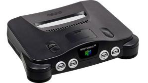 N64 Classic Mini ©Nintendo