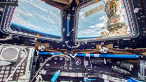 Raumstation ISS © Google Inc.