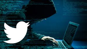 Botnets-Angriff ©Twitter, ©istock.com/xijian