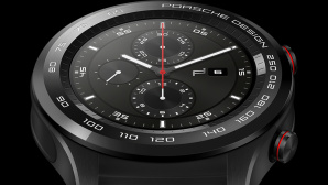 Porsche Design Huawei Smartwatch ©Porsche Design