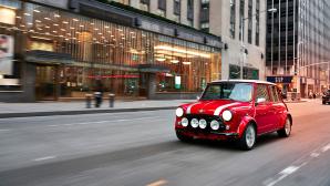 Classic Mini Cooper Electric ©BMW-Gruppe