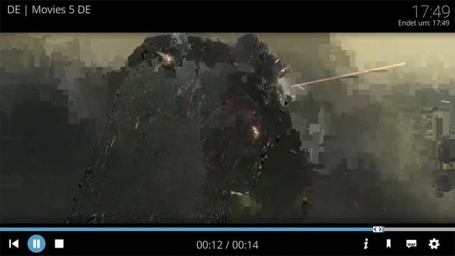 Ist das Godzilla oder ein Transformer? ©Kodi, COMPUTER BILD