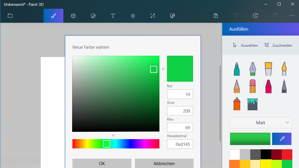 how to get wallpaper from microsoft paint from videos