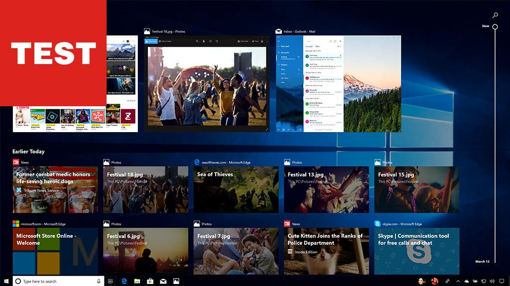 Windows-10-Update: April-Update bricht Rekord – taugt es auch?