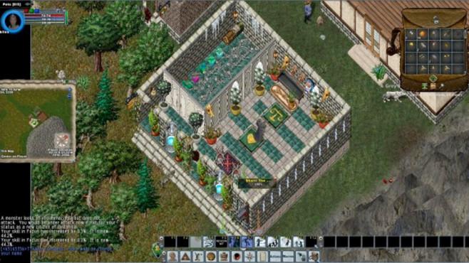 Ultima Online: Haus ©EA