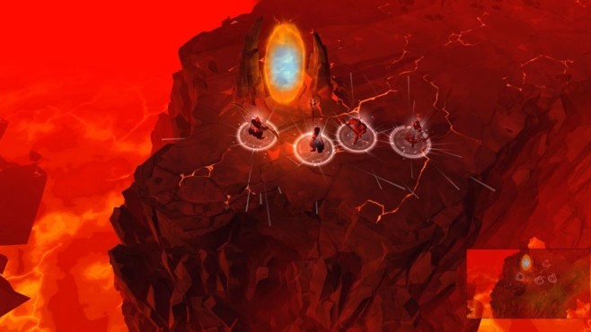 Helden in der Hölle ©Sandbox Interactive