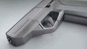 Smarte Pistole: Armatix IP1 ©Armatix