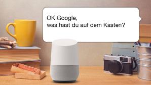 Google-Home-Befehle ©Spectral-Design - Fotolia.com, Google