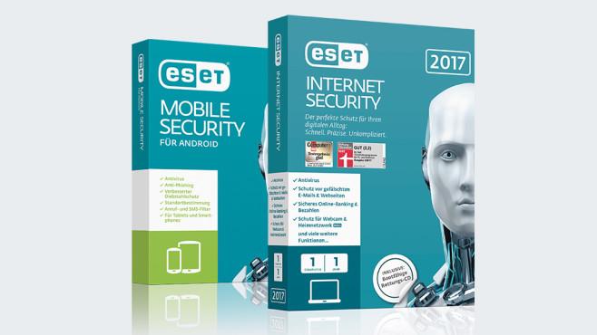 Gamer im Visier von Cyberkriminellen! Mit einer Sicherheitslösung von ESET erkennen Sie mögliche Bedrohungen rechtzeitig. Im speziellen Gamer-Modus läuft die Anwendung im Hintergrund weiter, ohne viel Rechenkapazität zu beanspruchen. Testen Sie z.B. ©ESET