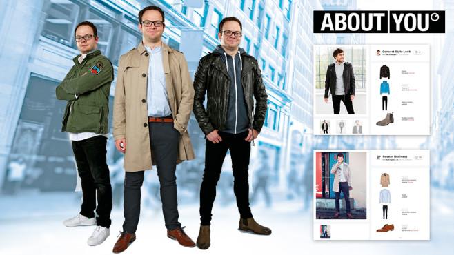 Klamotten shoppen bei About You ©About You, COMPUTER BILD