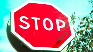 Stop-Schild ©pixabay