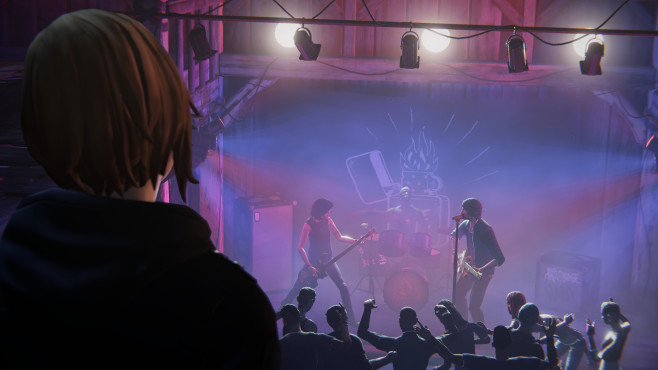 Band ©Square Enix