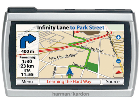 Harman/Kardon GPS-500