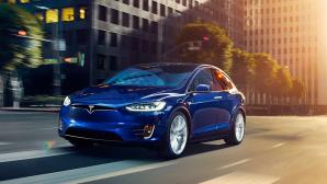 Tesla Model X ©Tesla