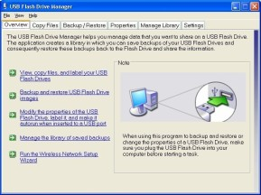 Microsoft USB Flash Drive Manager (Standard)