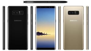 Galaxy Note 8 ©Screenshot: https://twitter.com/evleaks