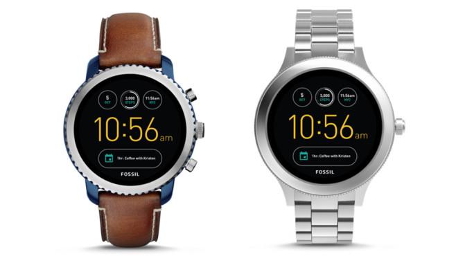 Fossil: Neue Smartwatches