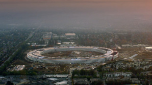 Apple Hauptquartin Cupertino USA © Apple