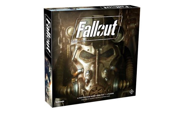 Fallout: The Board Game ©Fantasy Flight Publishing