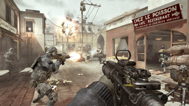 Call of Duty: Gameplay ©Activision