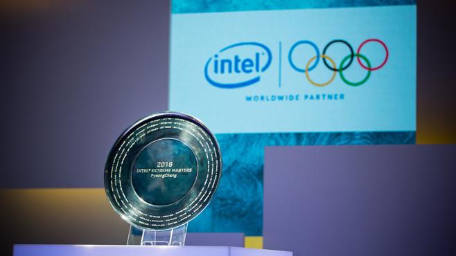 Intel Extreme Masters PyeongChang 2018 ©Intel