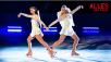 Zwei Engel auf dem Eis? ©MG RTL D/Julia Feldhagen