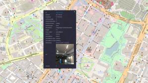 Surveillance under Surveillance: Karte ©Surveillance under Surveillance