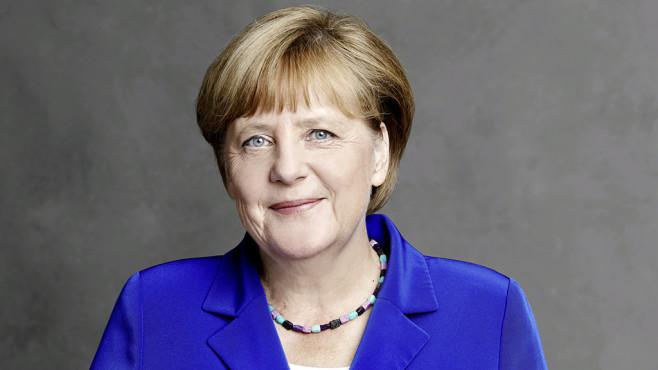 Bundeskanzlerin Angela Merkel ©CDU/Laurence Chaperon