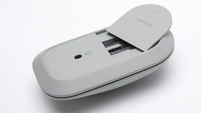 Microsoft Surface Mouse Maus ©COMPUTER BILD
