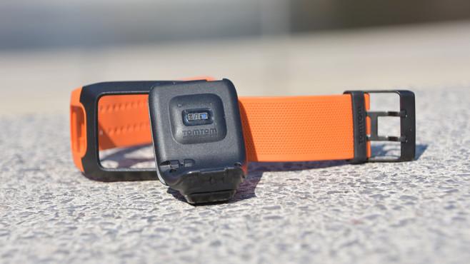 Der Tracker mit Pulssensor ist herausnehmbar und das Armband lässt sich wechseln. ©COMPUTER BILD