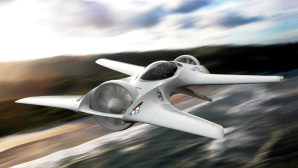 DeLorean DR-7 VTOL © DeLorean Aerospace