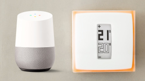 Google Home Netatmo Smart Thermostat © Google, Netatmo